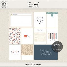 Boardwalk | Pocket Cards