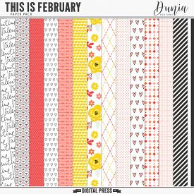 This is February | Papers