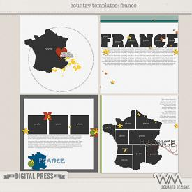 Country Templates | France