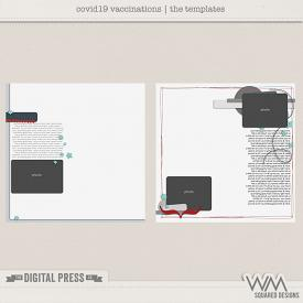 Covid-19 - Vaccinations | The Templates