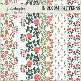In Bloom Patterns