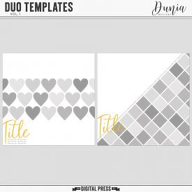 Duo Templates | Vol.1