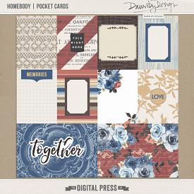Homebody | Pocket Cards