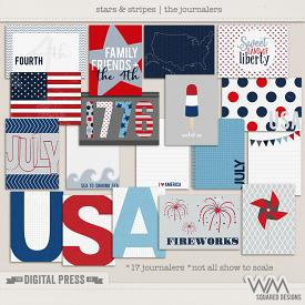 Stars & Stripes | The Journalers