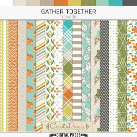 GATHER TOGETHER | PAPERS