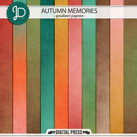 Autumn Memories | Gradient Papers