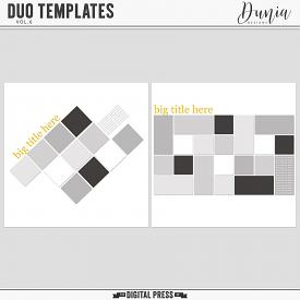 Duo Templates | Vol. 6