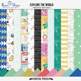Explore The World | Papers