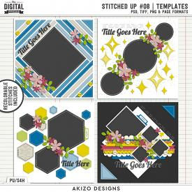 Stitched Up 08 | Templates