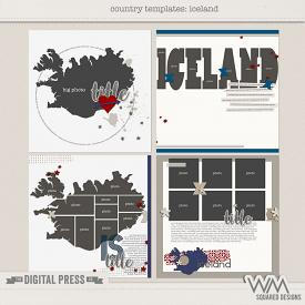 Country Templates | Iceland