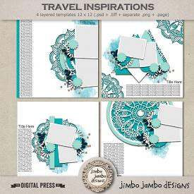 Travel inspirations | Templates