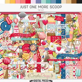 JUST ONE MORE SCOOP | KIT