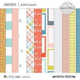 Snapshots | Pattern Papers