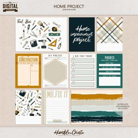 Home Project | Journal Cards