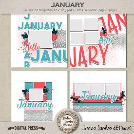 My month: January | Templates