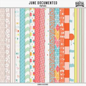 June Documented (Papers)