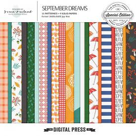 September Dreams Paper Pack