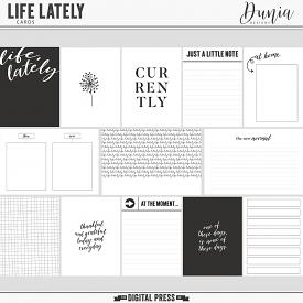 Life Lately | Cards