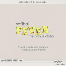 Softball Fever | The Alpha