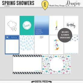 Spring Showers | Cards