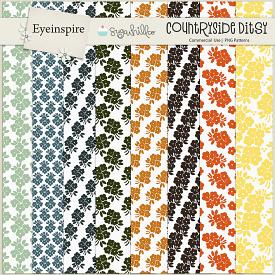 Countryside Ditsy Patterns
