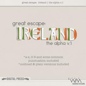 Great Escape:  Ireland | The Alpha