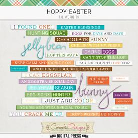 HOPPY EASTER | WORDBITS