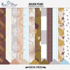 Golden Pears | Papers Pack