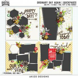 Ordinary Day Again | Quickpages