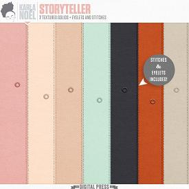Storyteller | solids