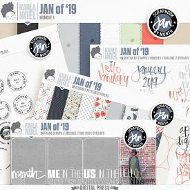 Jan of '19 | Bundle 1