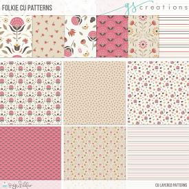 Folkie Layered Patterns (CU)