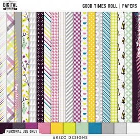 Good Times Roll | Papers