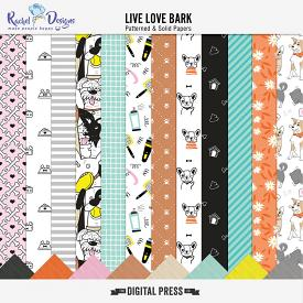 Live Love Bark | Papers