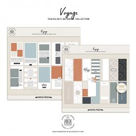 Voyage | traveler's notebook collection