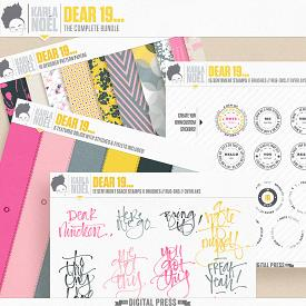 Dear 19... | complete bundle