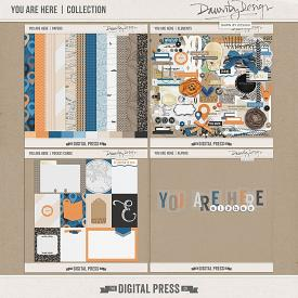 You Are Here   Collection