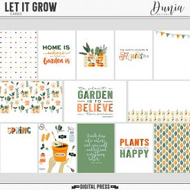 Let It Grow | Cards