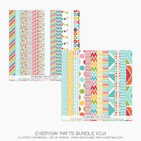 Bundle :: Everyday Patts (CU)