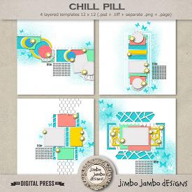 Chill pill | Templates