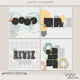 Go Green | The Templates