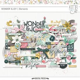 Wonder & Joy | The Elements