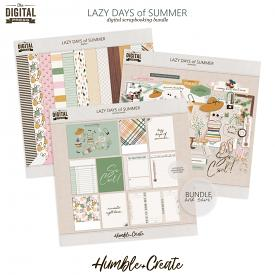 Lazy Days of Summer | Bundle