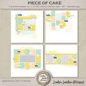 Piece of cake | Templates
