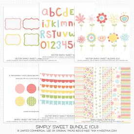 Bundle :: Simply Sweet (CU)