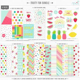 Bundle :: Fruity Fun (CU)
