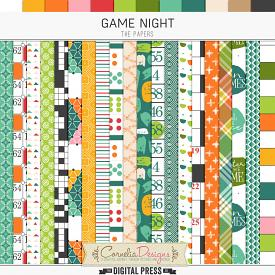 GAME NIGHT | PAPERS