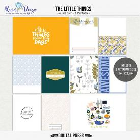 The Little Things | Pocket Cards