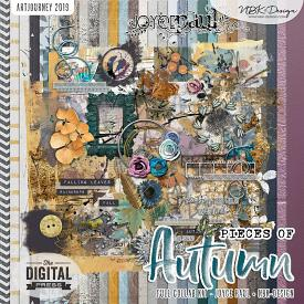 Pieces of Autumn | Collab Kit