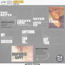 Limitless | frame stamps